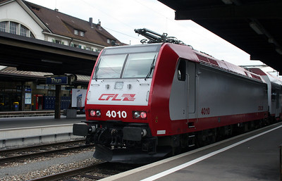 4) CFL, 4010 at Thun on 31st October 2005