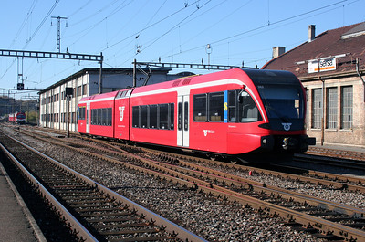 RM, XXX 262 at Burgdorf on 30th October 2005
