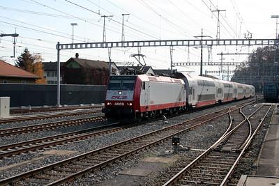 CFL, 4009 at Ostermundigen on 31st October 2005