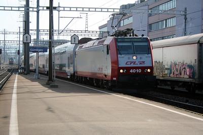 CFL, 4010 at Gumligen on 31st October 2005