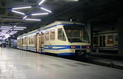 SSIF, 64 at Locarno on 1st November 2005