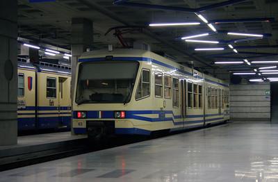 SSIF, 63 at Locarno on 1st November 2005