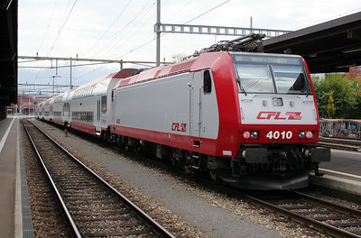 3) CFL, 4010 at Thun on 31st October 2005