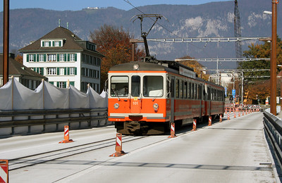 1) SNB, 101 at Solothurn on 30th October 2005