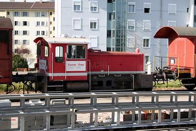 1) SOB, Tm135 at Ostermundigen on 31st October 2005