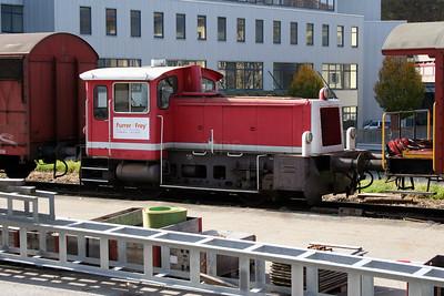 2) SOB, Tm135 at Ostermundigen on 31st October 2005