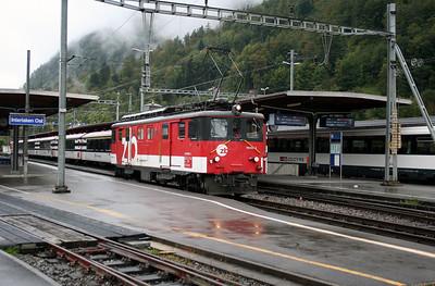 ZB, 110 002 at Interlaken Ost on 26th September 2006 (2)