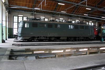 11479 at Erstfeld Depot on 26th September 2006 (2)