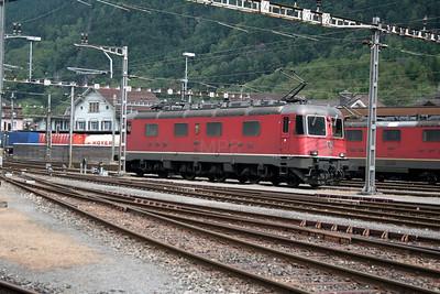 11680 at Erstfeld Depot on 26th September 2006 (1)