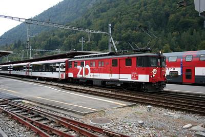 ZB, 110 002 at Interlaken Ost on 25th September 2006 (3)