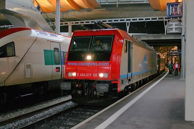 484 017 at Bern on 25th September 2006 (3)