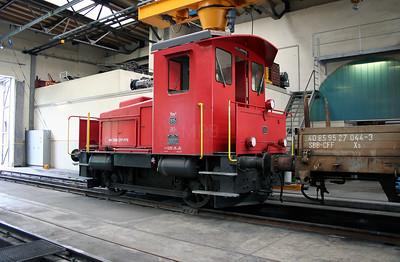 915 at Erstfeld Depot on 26th September 2006 (1)