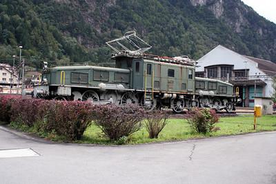 14270 at Erstfeld Depot on 26th September 2006 (1)
