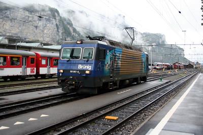 ZB, 101 967 at Meiringen on 26th September 2006 (2)