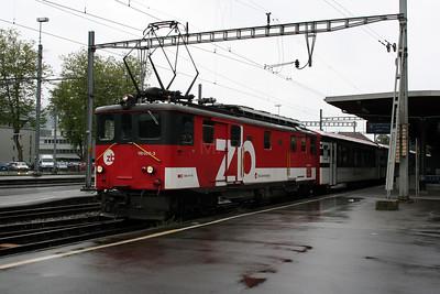 ZB, 110 002 at Interlaken Ost on 26th September 2006