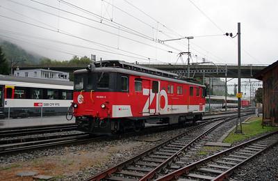 ZB, 110 002 at Interlaken Ost on 26th September 2006 (4)