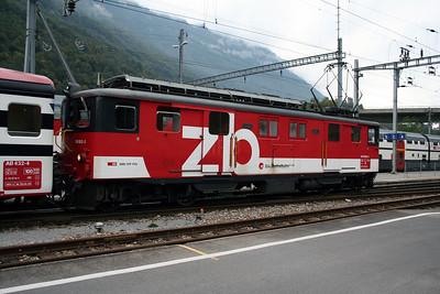 ZB, 110 002 at Interlaken Ost on 25th September 2006 (2)