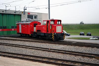 MGB, 4972 at Andermatt on 26th September 2006 (3)
