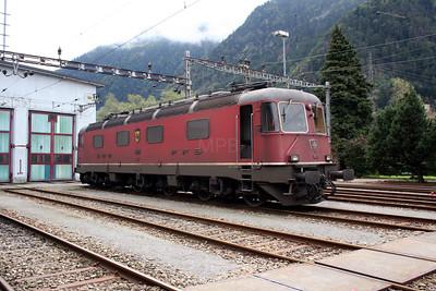 11631 at Erstfeld Depot on 26th September 2006 (3)