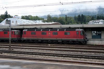 11603 at Arth Goldau on 26th September 2006 (4)