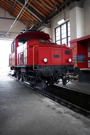 16412 at Erstfeld Depot on 26th September 2006 (2)