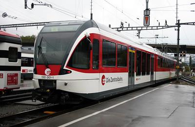 ZB, 130 001 at Interlaken Ost on 26th September 2006 (2)