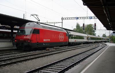 460 044 at Interlaken Ost on 26th September 2006