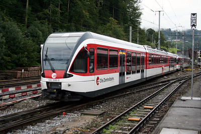 ZB, 130 006 at Giswil on 26th September 2006 (1)