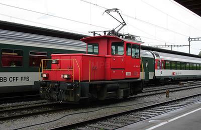 BLS, 245 022 at Interlaken Ost on 26th September 2006 (1)
