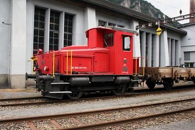 915 at Erstfeld Depot on 26th September 2006 (3)