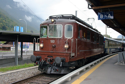 BLS, 180 at Interlaken Ost on 25th September 2006 (4)