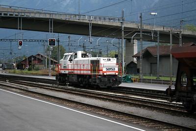 SERSA, 843 152 at Interlaken Ost on 25th September 2006