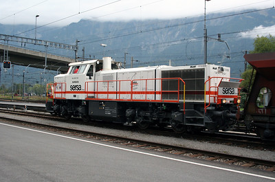 SERSA, 843 152 at Interlaken Ost on 25th September 2006 (1)