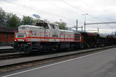SERSA, 843 152 at Interlaken Ost on 25th September 2006 (2)