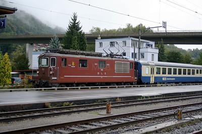 BLS, 180 at Interlaken Ost on 26th September 2006 (3)