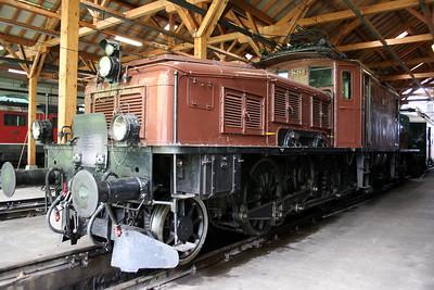 14253 at Erstfeld Depot on 26th September 2006 (1)