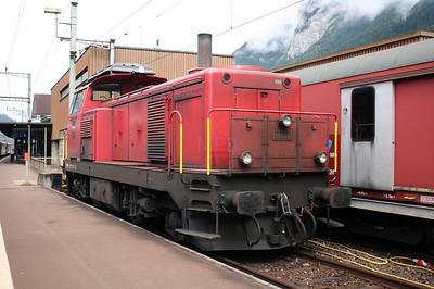 18442 at Erstfeld on 26th September 2006
