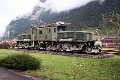 14270 at Erstfeld Depot on 26th September 2006 (2)