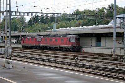 11603 at Arth Goldau on 26th September 2006 (2)