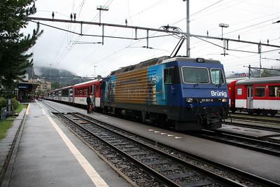 ZB, 101 967 at Meiringen on 26th September 2006 (4)