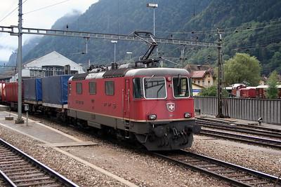 11179 at Erstfeld on 26th September 2006
