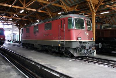 11261 at Erstfeld Depot on 26th September 2006 (2)