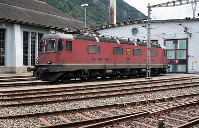 11631 at Erstfeld Depot on 26th September 2006 (1)