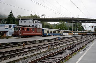 BLS, 180 at Interlaken Ost on 26th September 2006 (2)