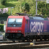 484 001 at Bellinzona on 13th September 2007 (1)