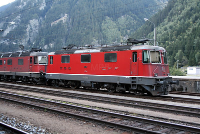 11167 at Goschenen on 13th September 2007