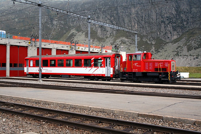 MGB, 4971 at Andermatt on 11th September 2007