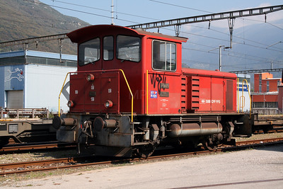 8773 at Giubiasco on 13th September 2007 (2)