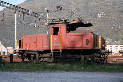 16447 at Bellinzona on 13th September 2007