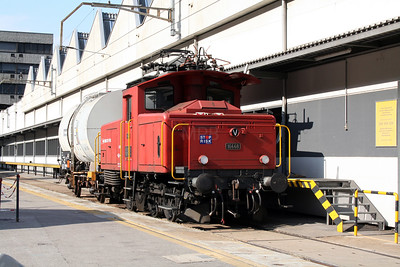 16448 at Bellinzona Depot on 13th September 2007